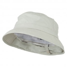 UPF 50+ Sun Block Bucket Flap Hat