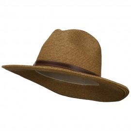 Men's UPF 50+ Braid Safari Hat
