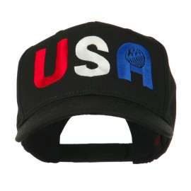 United States of America Embroidered Cap