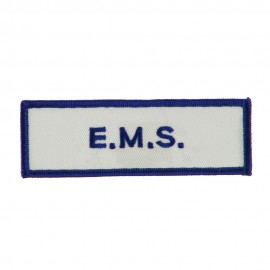 USA Security and Rescue Embroidered Patch - EMS
