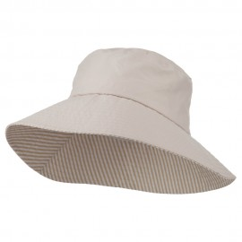 UV 50+ Ladies Sun Hat - Beige