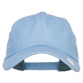 Unstructured Cotton Twill Washed Cap