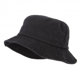 Unisex Multipurpose Crushable Cotton Twill Bucket Hat