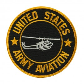US Army Military Large Patch - Army Aviation