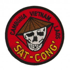 Veteran Embroidered Military Patch