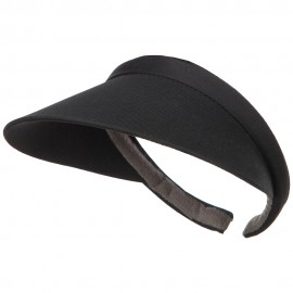 Cotton Small Clip On 4 Inch Bill Visor