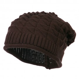 New Vintage Deep Shell Beanie