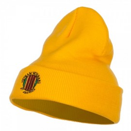 Vietnam Veterans of America Embroidered Long Beanie