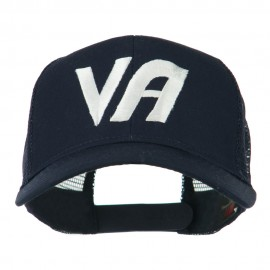 VA Virginia State Embroidered Cap