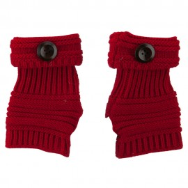 Women's Acrylic Fingerless Glove