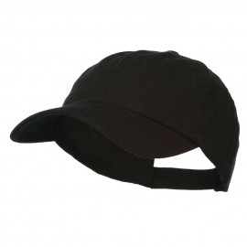Washed Ball Cap - Black