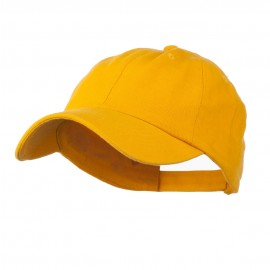 Washed Ball Cap - Yellow