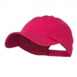 Washed Ball Cap - Fuchsia
