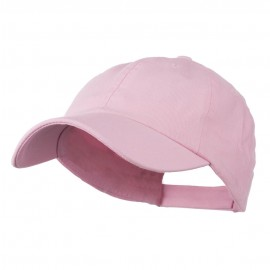Washed Ball Cap - Pink
