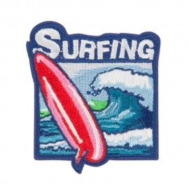 Water Sports Fun Patches