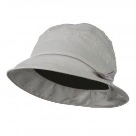 Infinity Selection Ladies Wired Bucket Hat