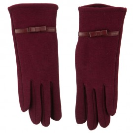 Women's Jersey Knit Texting Gloves
