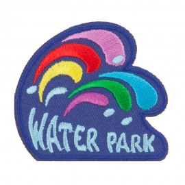 Water Park Patches