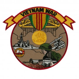 War Military Large Patch