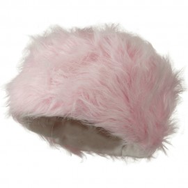 Woman's Faux Fur Bucket Hat