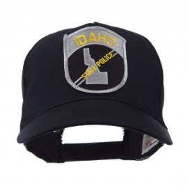 USA Western State Police Embroidered Patch Cap - ID State