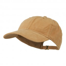 6 Panel Cotton Washed Cap