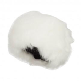 Women's Faux Fur Hats - White
