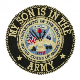 Mixed Army Patches