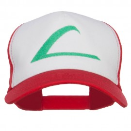Ash Ketchum League Expo Embroidered Mesh Cap