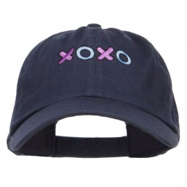 XOXO Love Embroidered Low Cap
