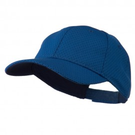 Youth Athletic Jersey Mesh Cap - Royal