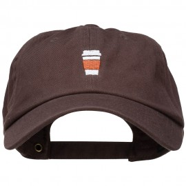 Togo Cup Embroidered Unstructured Cap