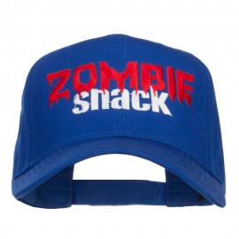 Zombie Snack Embroidered Twill Cap