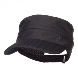 Zippered Roll Up Jeep Visor Cap