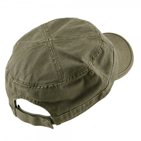... Enzyme Regular Solid Army Caps - Olive ... f3333d1f6b3