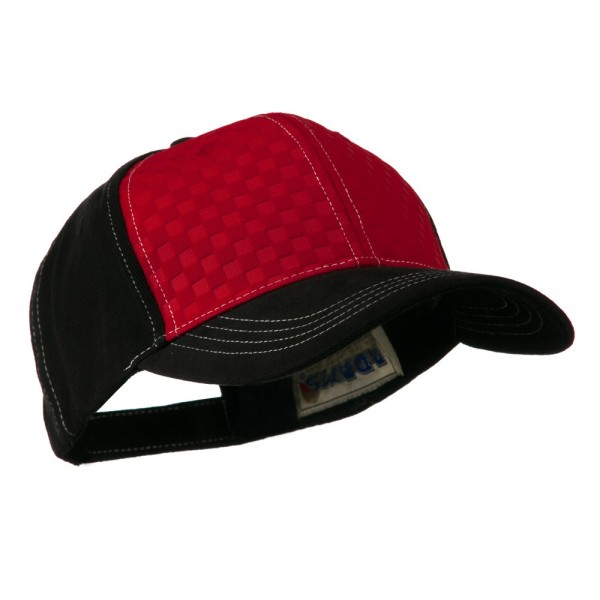 fdf336e0daf ... Red Black (View 10). Quick Overview. Red Black Hipster Two Tone Ball Cap