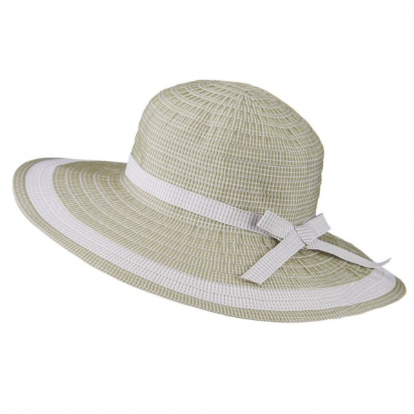 how to clean a white flat brim hat