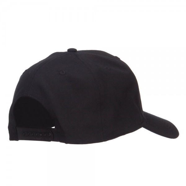 Wyoming Highway Patrol Patched Cap - Black