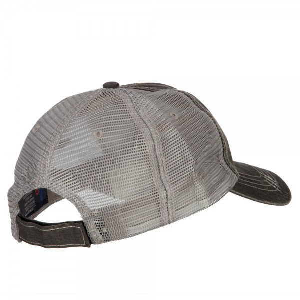 ... Yosemite National Park Embroidered Low Profile Mesh Cap - Black ... 7f688b4799a7
