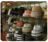The e4Hats store in Fullerton, CA.